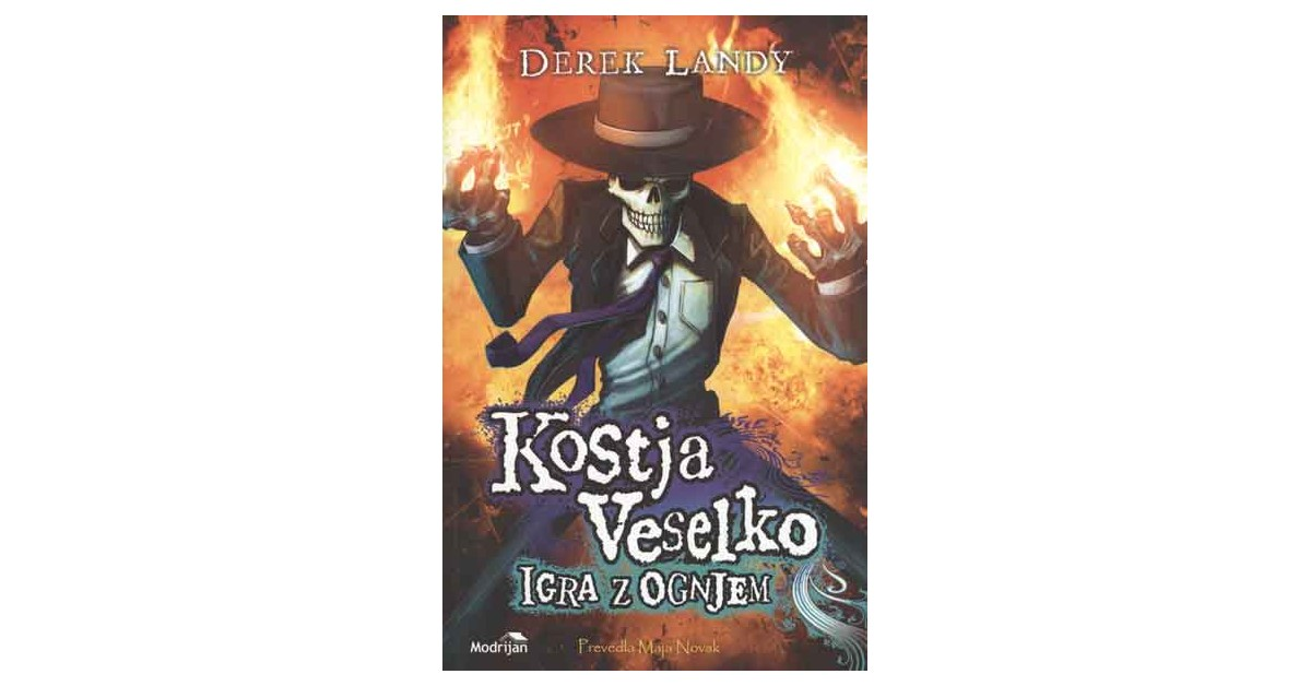 Kostja Veselko - Derek Landy | Menschenrechtaufnahrung.org
