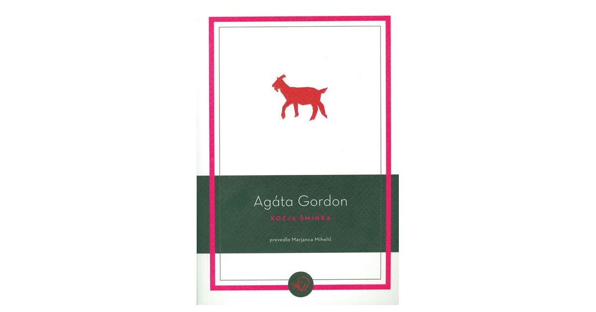 Kozja šminka - Agata Gordon | Fundacionsinadep.org