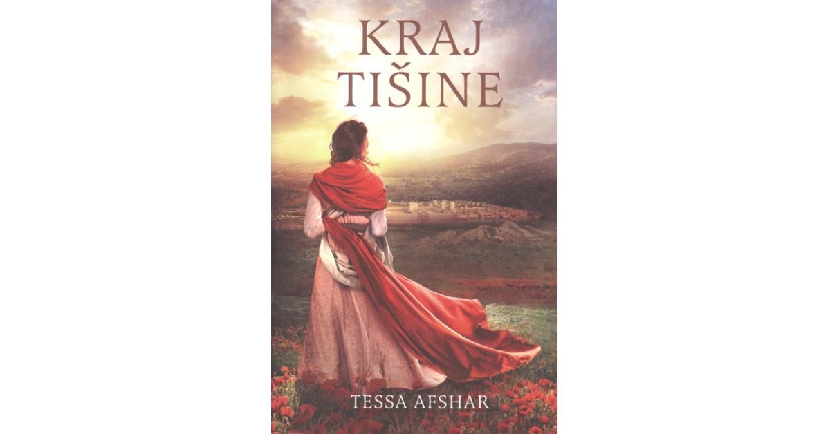 Kraj tišine - Tessa Afshar | Fundacionsinadep.org