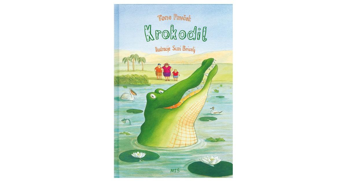 Krokodil - Tone Pavček | Menschenrechtaufnahrung.org