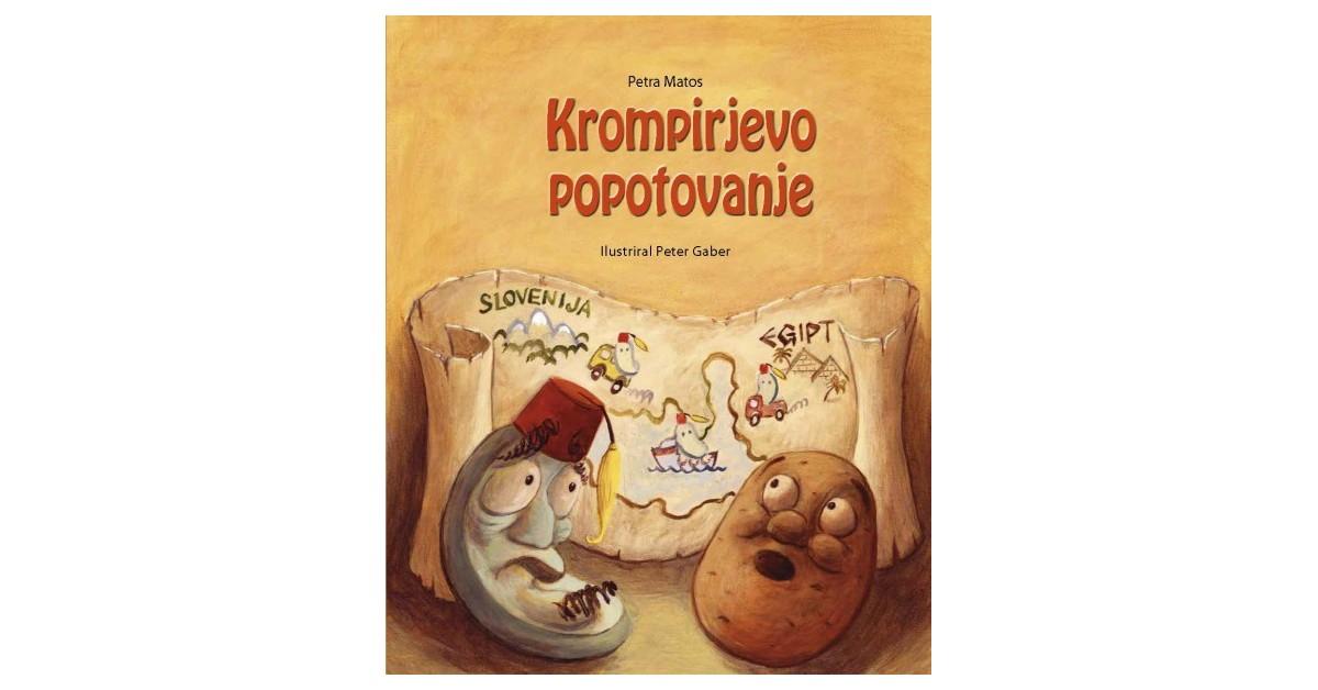 Krompirjevo popotovanje - Petra Matos | Menschenrechtaufnahrung.org