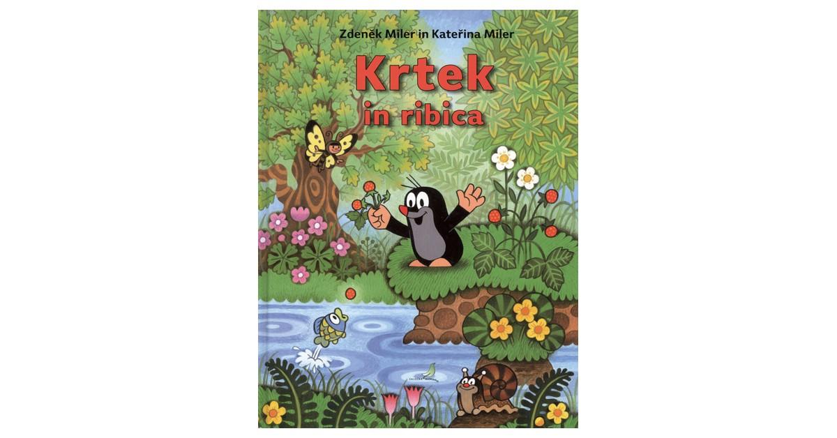 Krtek in ribica - Kateřina Miler, Zdeněk Miler   Fundacionsinadep.org