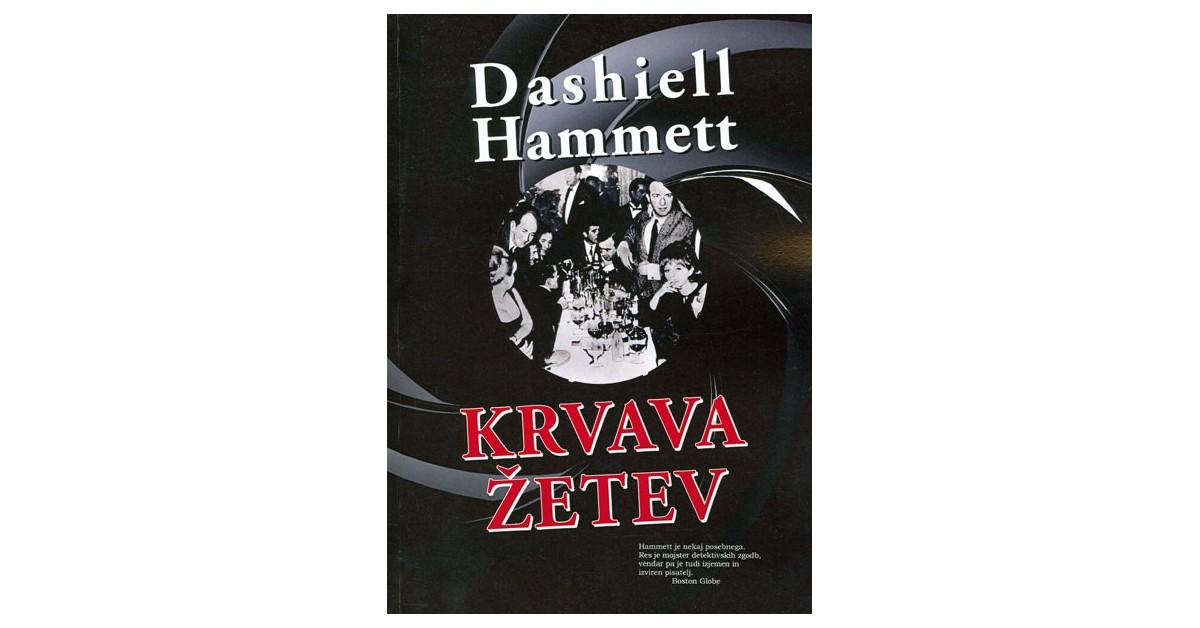 Krvava žetev - Dashiell Hammett   Menschenrechtaufnahrung.org