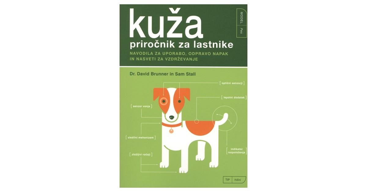 Kuža: priročnik za lastnike - Dr. David Brunner, Sam Stall | Fundacionsinadep.org