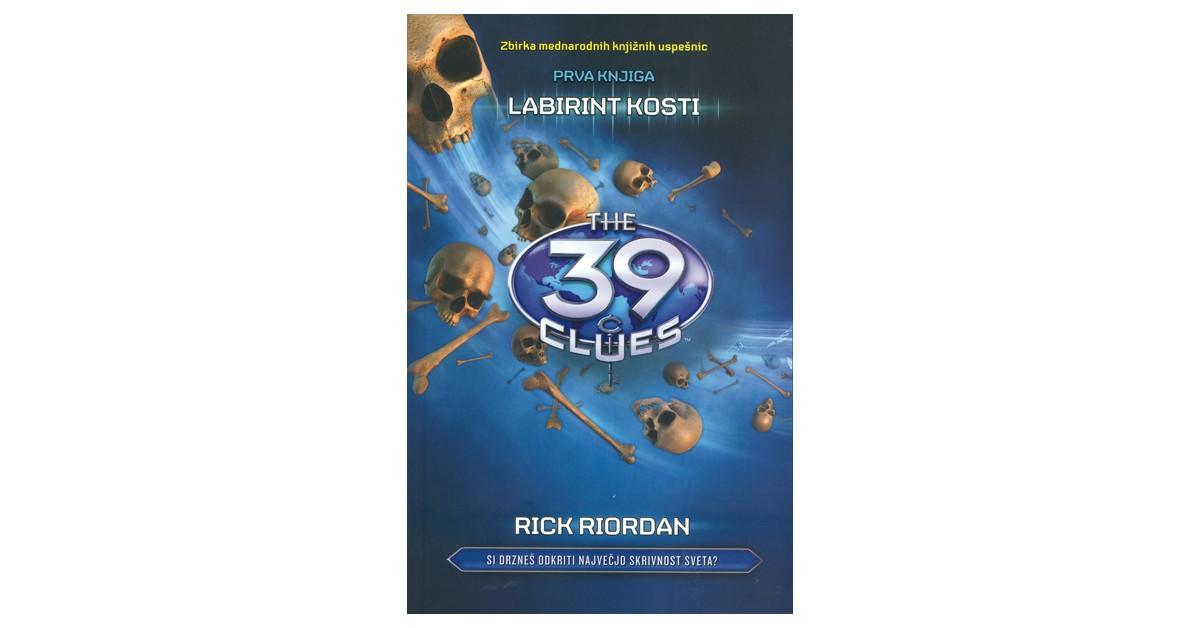 Labirint Kosti - Rick Riordan | Menschenrechtaufnahrung.org