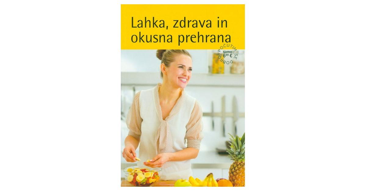 Lahka, zdrava in okusna prehrana