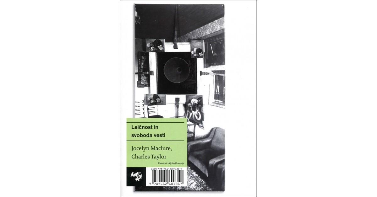 Laičnost in svoboda vesti - Jocelyn Maclure, Charles Taylor | Fundacionsinadep.org