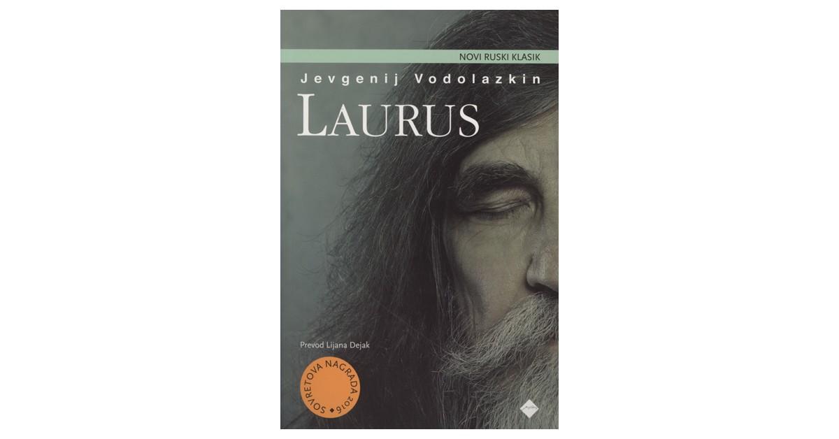 Laurus - Jevgenij Vodolazkin | Menschenrechtaufnahrung.org
