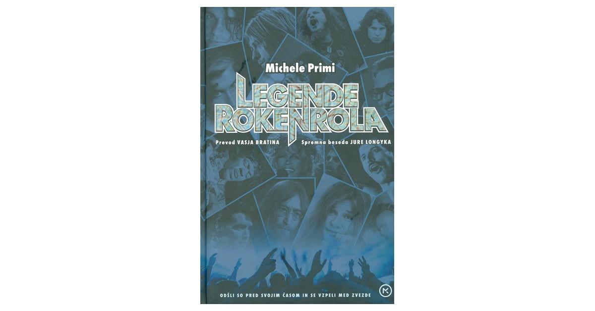 Legende rokenrola - Michele Primi | Fundacionsinadep.org