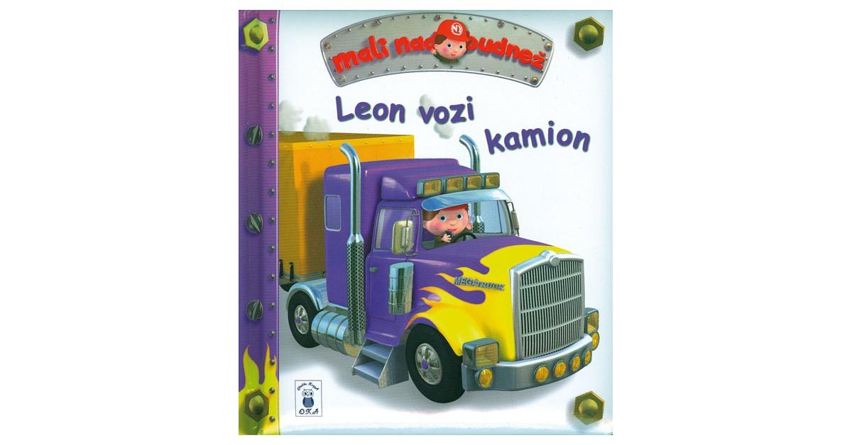 Leon vozi kamion - Émilie Beaumont | Menschenrechtaufnahrung.org