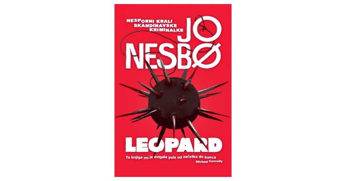 Leopard - Jo Nesbø | Menschenrechtaufnahrung.org