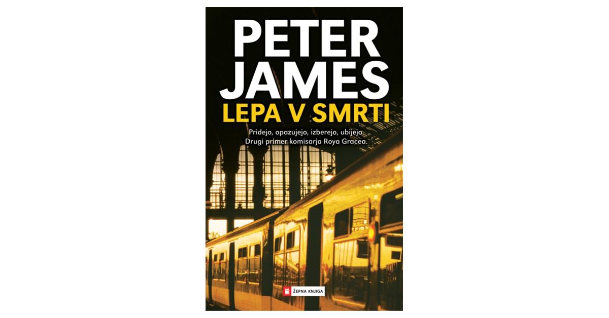 Lepa v smrti - Peter James | Menschenrechtaufnahrung.org