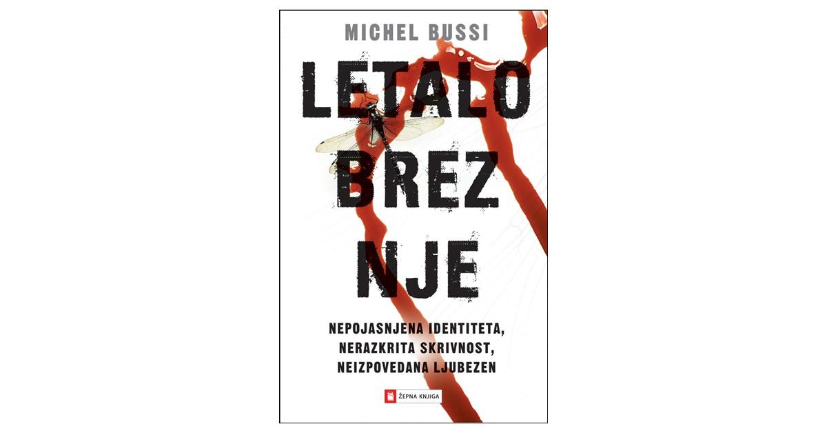 Letalo brez nje - Michel Bussi | Fundacionsinadep.org
