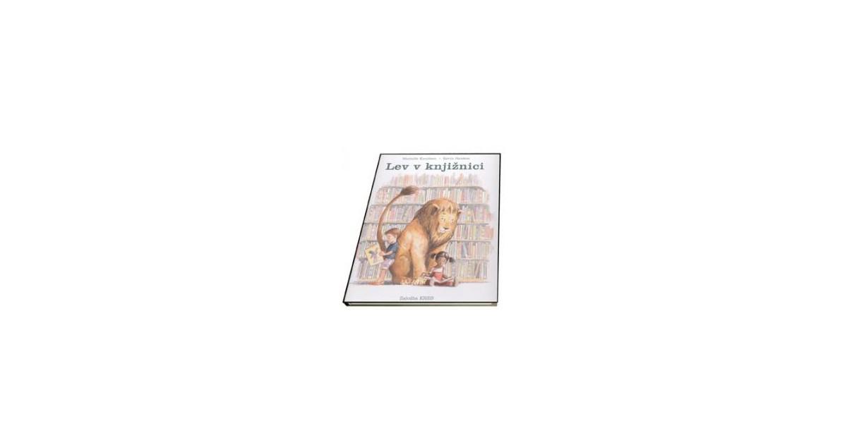 Lev v knjižnici - Michelle Knudsen | Fundacionsinadep.org
