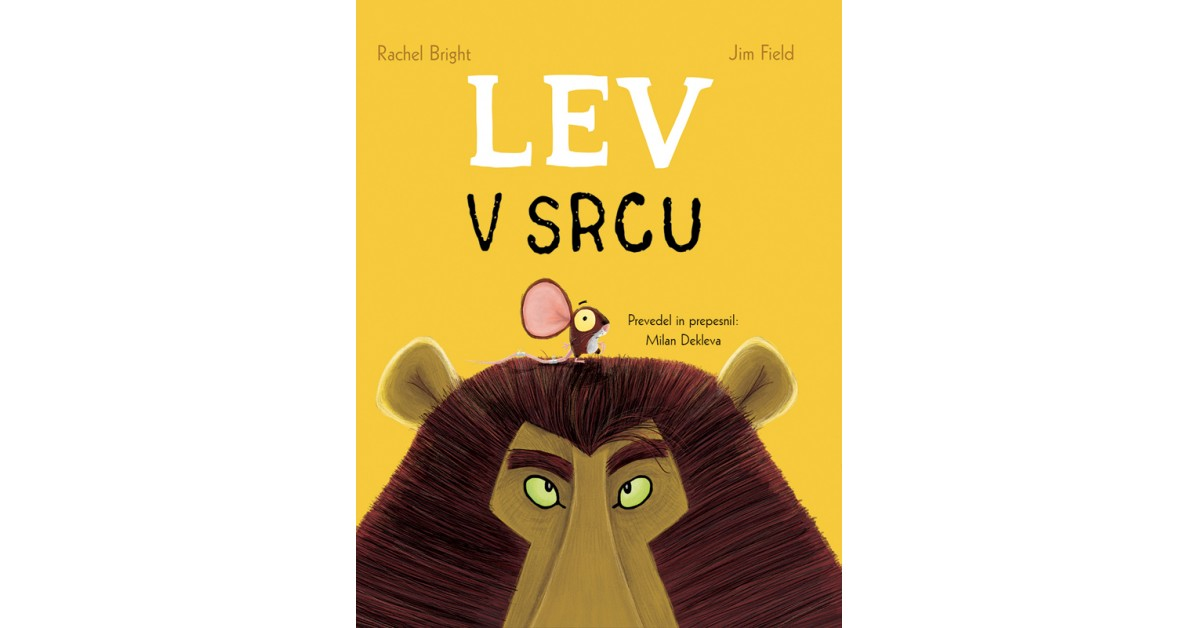 Lev v srcu - Rachel Bright   Menschenrechtaufnahrung.org