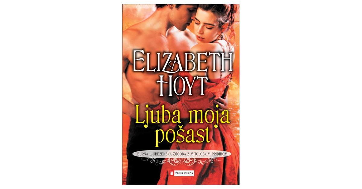 Ljuba moja pošast - Elizabeth Hoyt   Fundacionsinadep.org