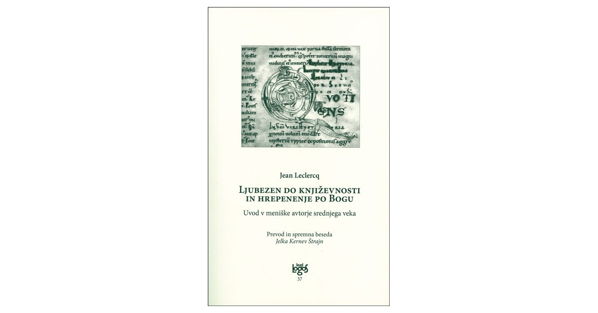 Ljubezen do književnosti in hrepenenje po bogu - Jean Leclercq | Menschenrechtaufnahrung.org