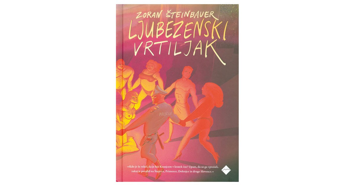 Ljubezenski vrtiljak - Zoran Šteinbauer   Menschenrechtaufnahrung.org