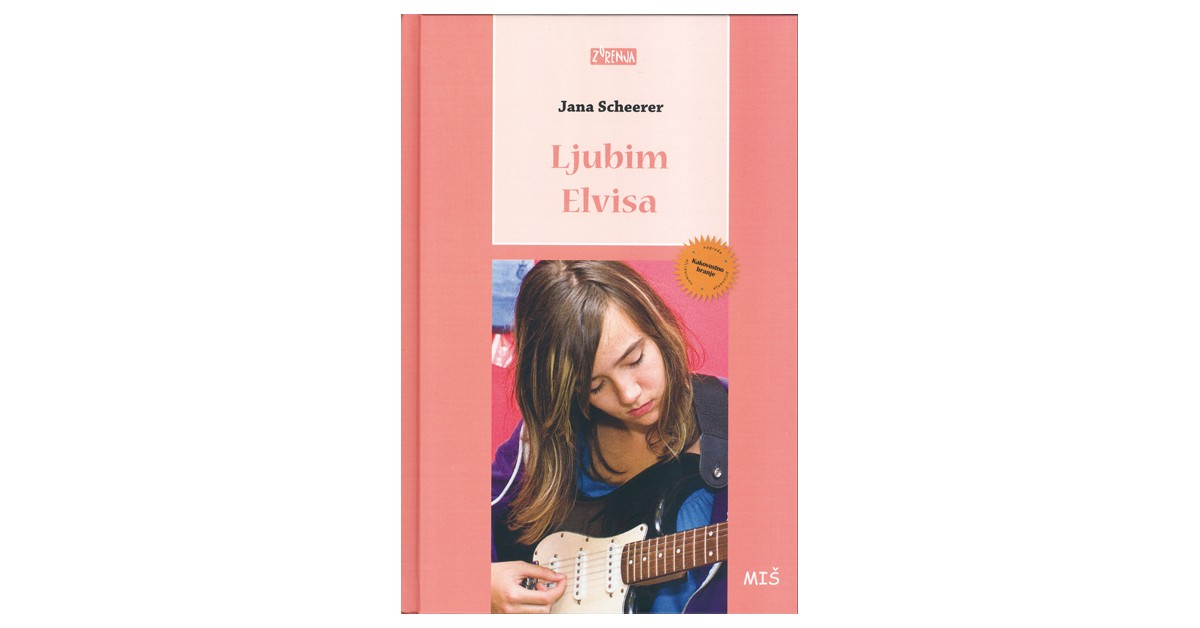 Ljubim Elvisa - Jana Scheerer | Menschenrechtaufnahrung.org