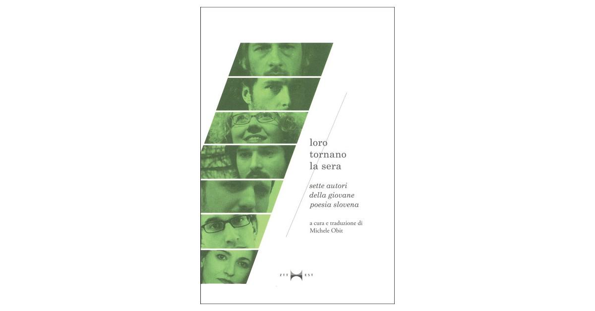 Loro tornano la sera - Primož Čučnik, ... [et al.]   Menschenrechtaufnahrung.org