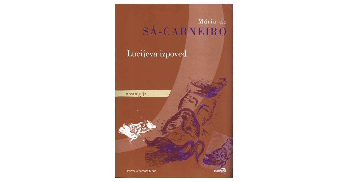 Lucijeva izpoved - Mário de Sá-Carneiro | Fundacionsinadep.org