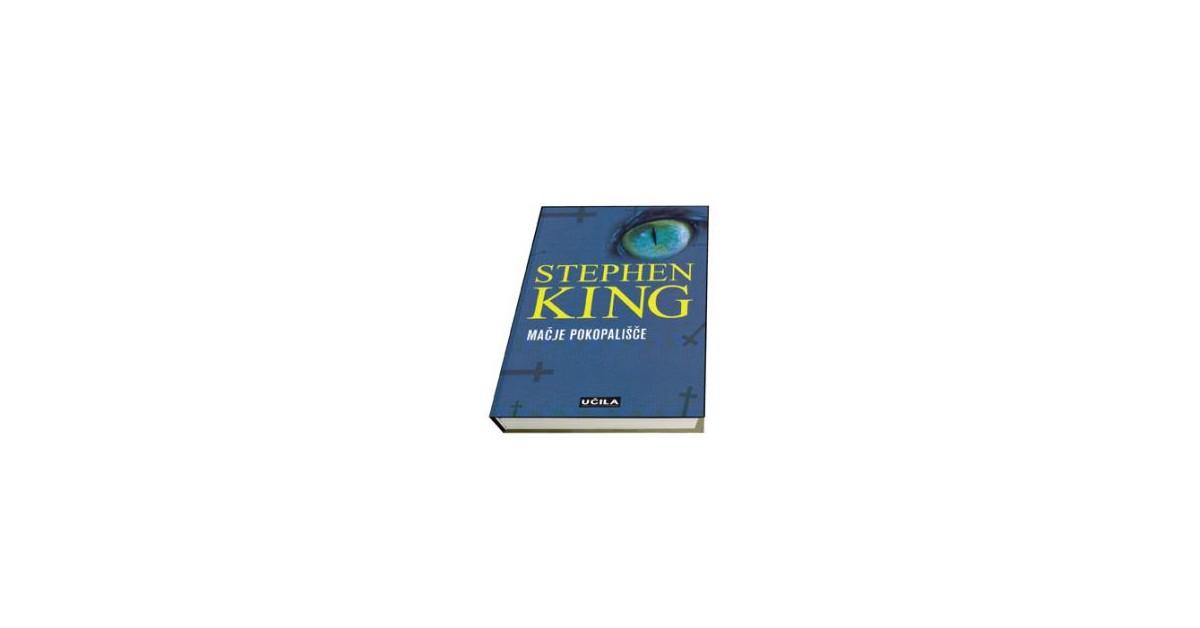 Mačje pokopališče - Stephen King | Fundacionsinadep.org