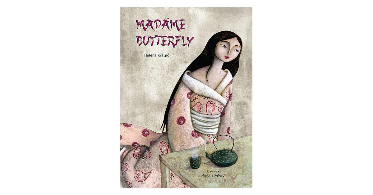 Madame Butterfly - Helena Kraljič | Menschenrechtaufnahrung.org