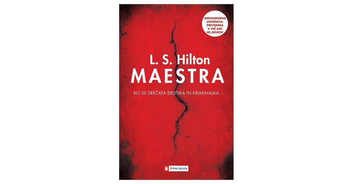 Maestra - L. S. Hilton | Fundacionsinadep.org