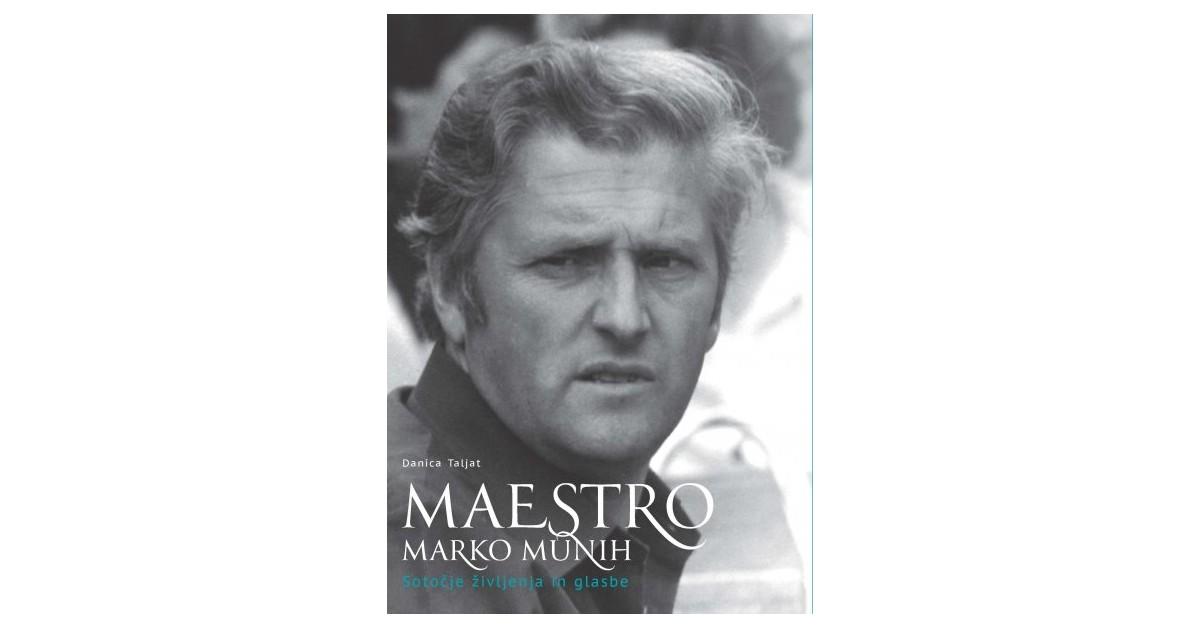 Maestro Marko Munih - Danica Taljat   Fundacionsinadep.org