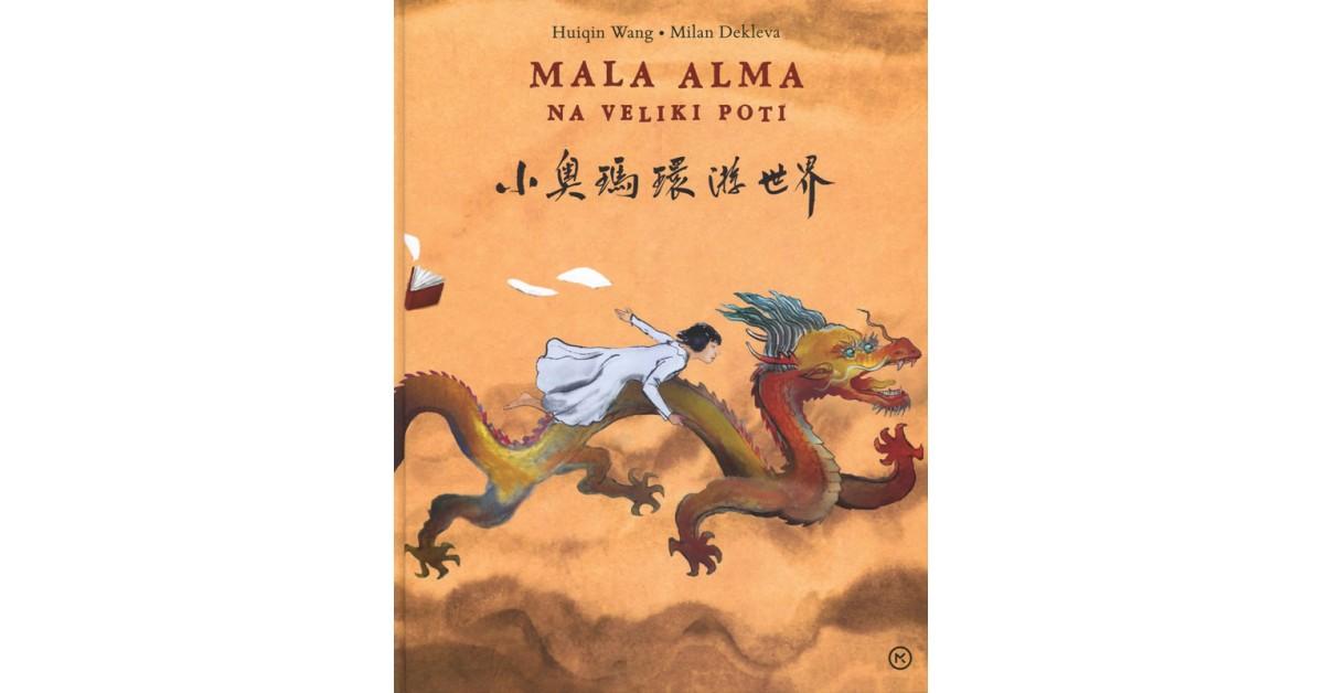 Mala Alma na veliki poti - Knjigarna Bukla