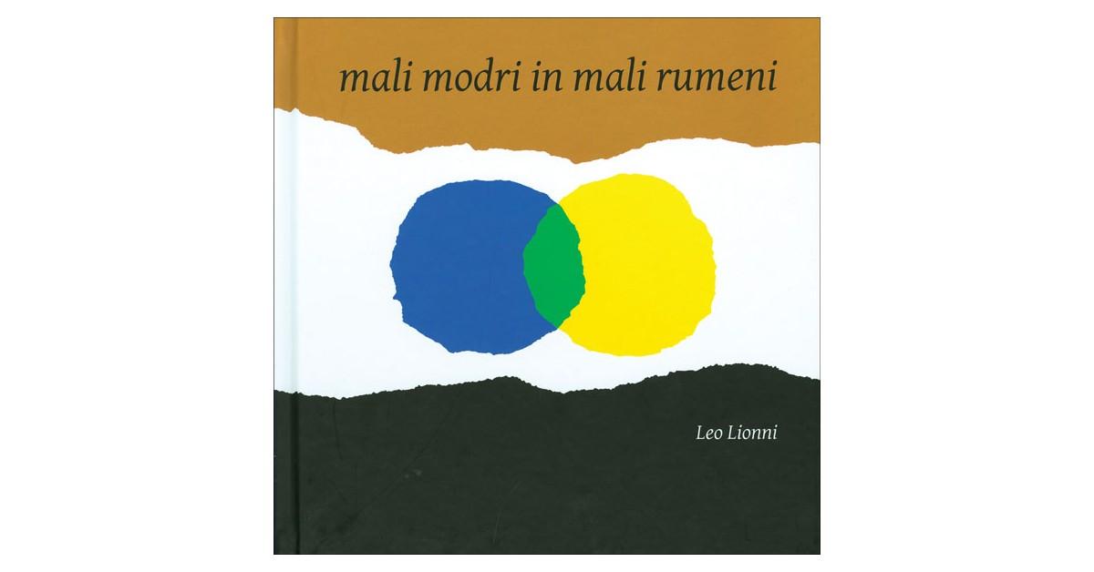 Mali modri in mali rumeni - Leo Lionni   Menschenrechtaufnahrung.org
