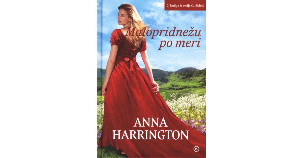 Malopridnežu po meri - Anna Harrington | Fundacionsinadep.org