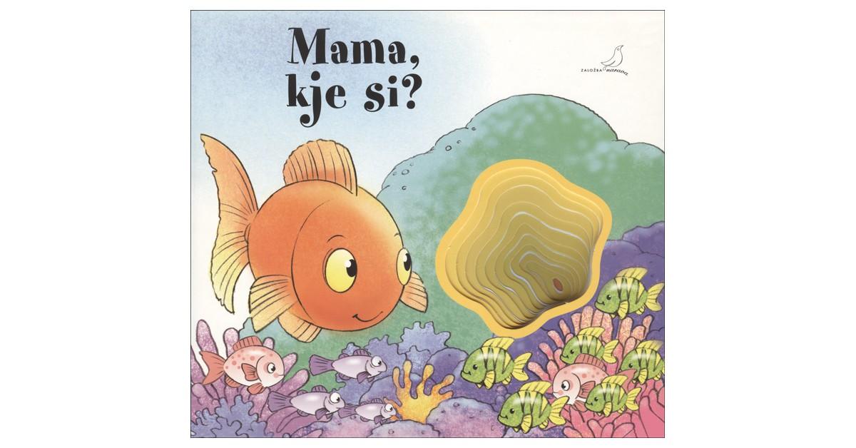 Mama, kje si? - Giovanna Mantegazza | Fundacionsinadep.org
