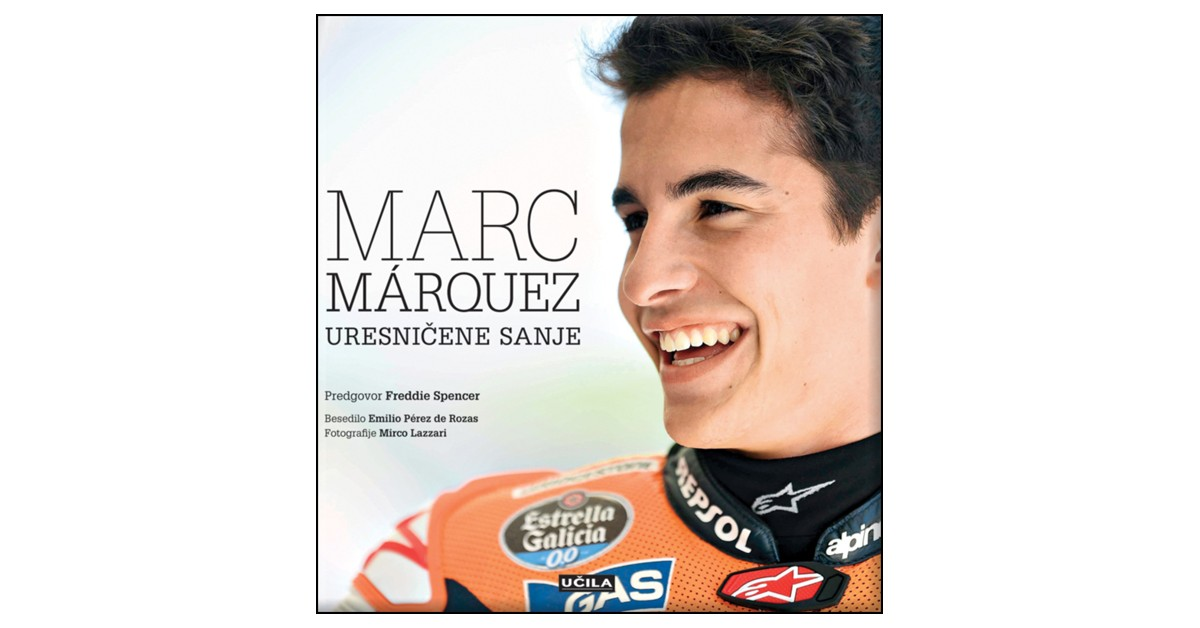 Marc Marquez - Emilio Pérez de Rozas | Fundacionsinadep.org