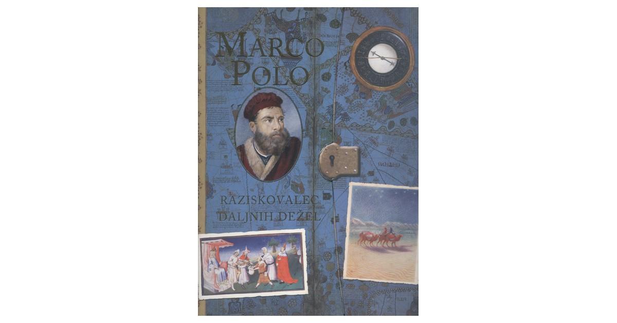 Marco Polo: Raziskovalec daljnih dežel - Clint Twist | Menschenrechtaufnahrung.org
