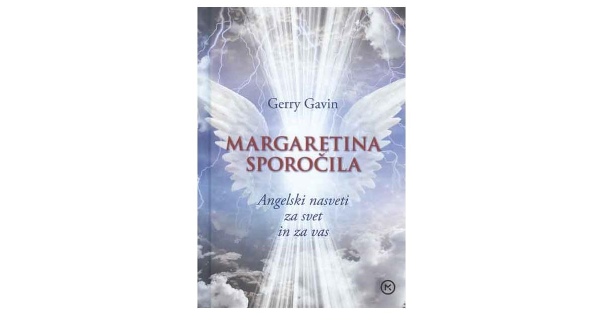 Margaretina sporočila - Gerry Gavin | Fundacionsinadep.org