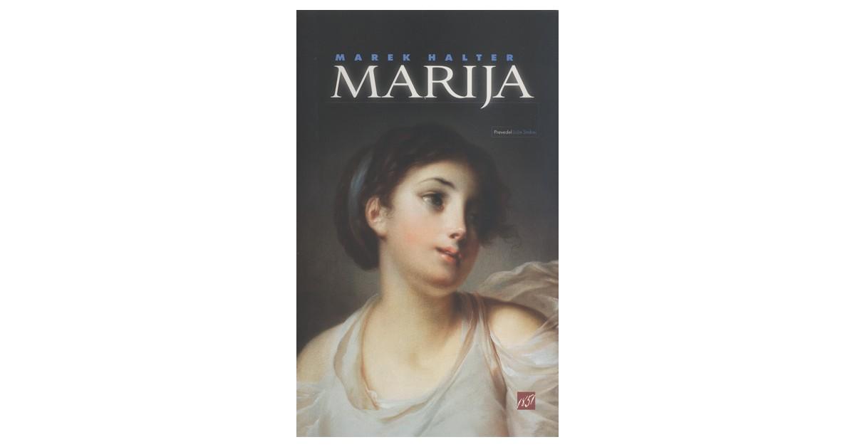 Marija - Marek Halter | Fundacionsinadep.org