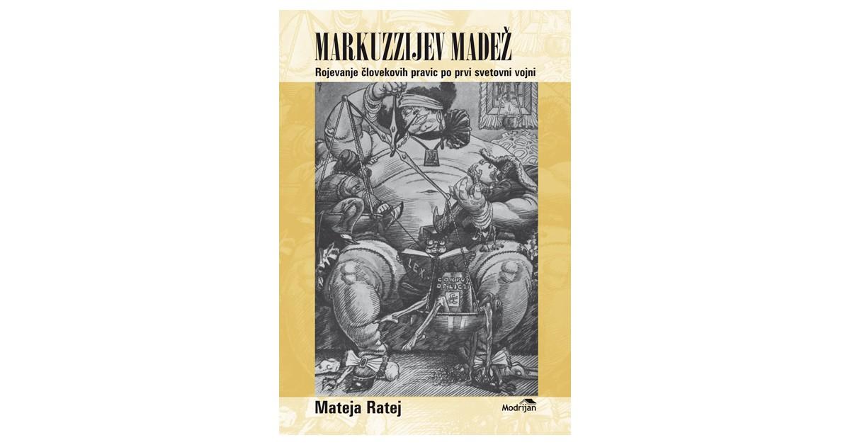 Markuzzijev madež - Mateja Ratej | Menschenrechtaufnahrung.org