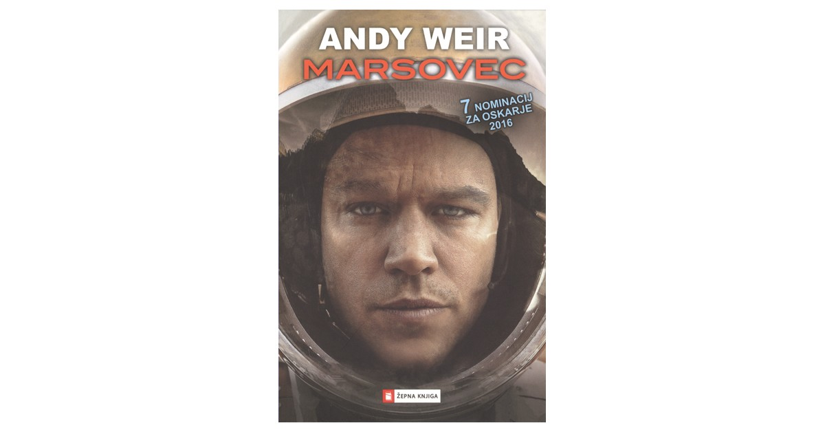 Marsovec - Andy Weir | Fundacionsinadep.org