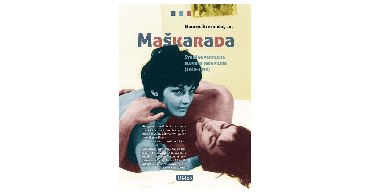 Maškarada - Marcel Štefančič, jr. | Fundacionsinadep.org