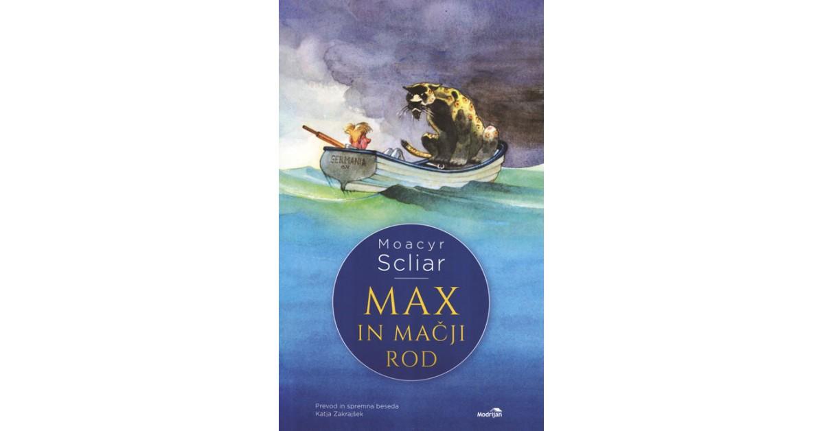 Max in mačji rod - Moacyr Scliar | Menschenrechtaufnahrung.org