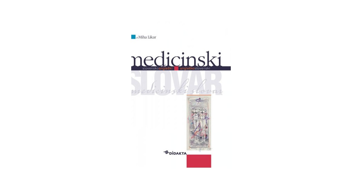 Medicinski slovar - Miha Likar   Fundacionsinadep.org