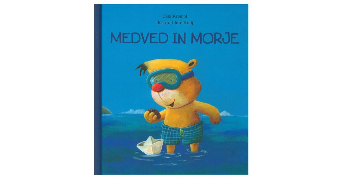 Medved in morje - Urša Krempl | Menschenrechtaufnahrung.org