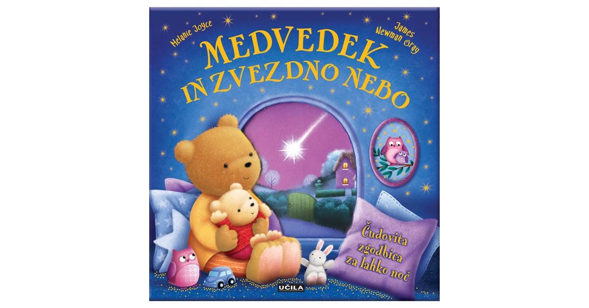 Medvedek in zvezdno nebo - Melanie Joyce | Fundacionsinadep.org