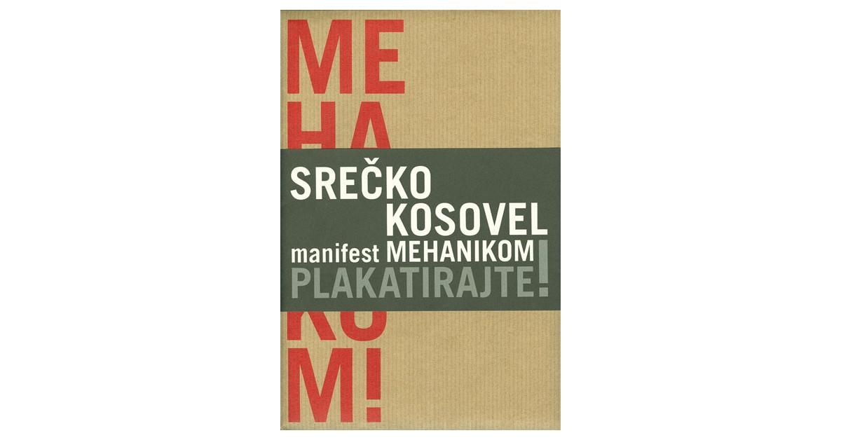 Mehanikom! - Sava Kosmač, Srečko Kosovel | Menschenrechtaufnahrung.org
