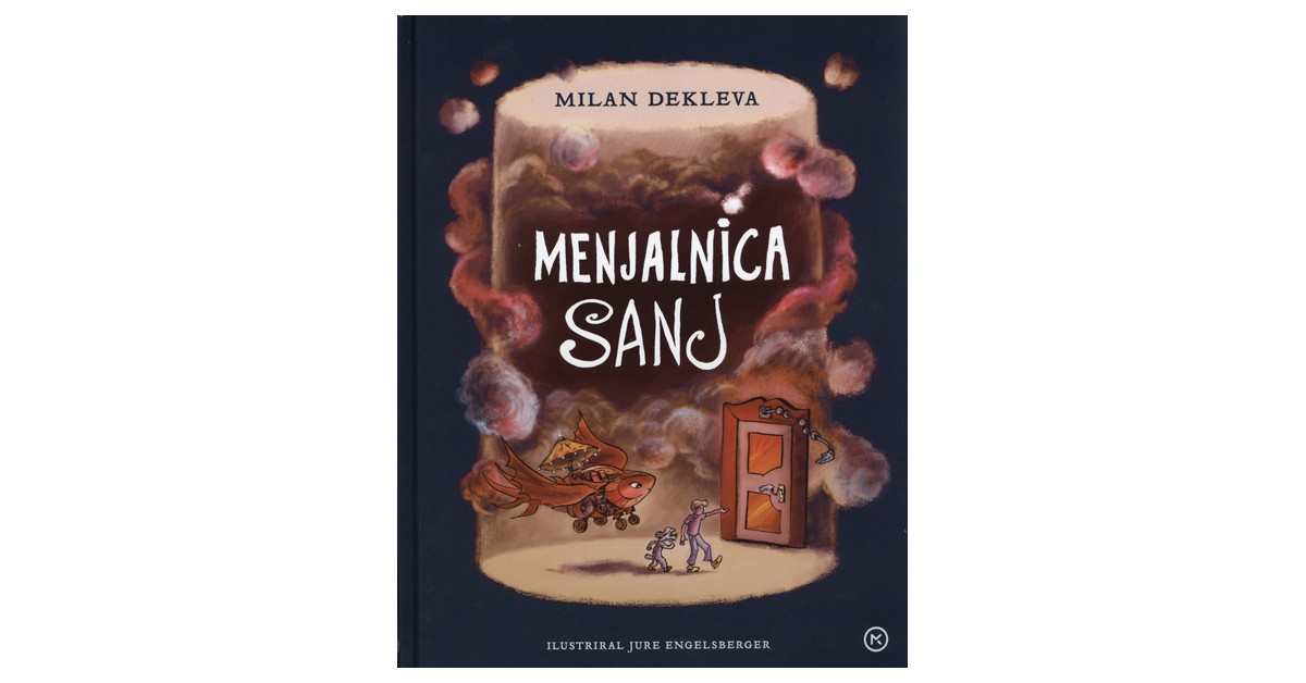 Menjalnica sanj - Milan Dekleva | Menschenrechtaufnahrung.org