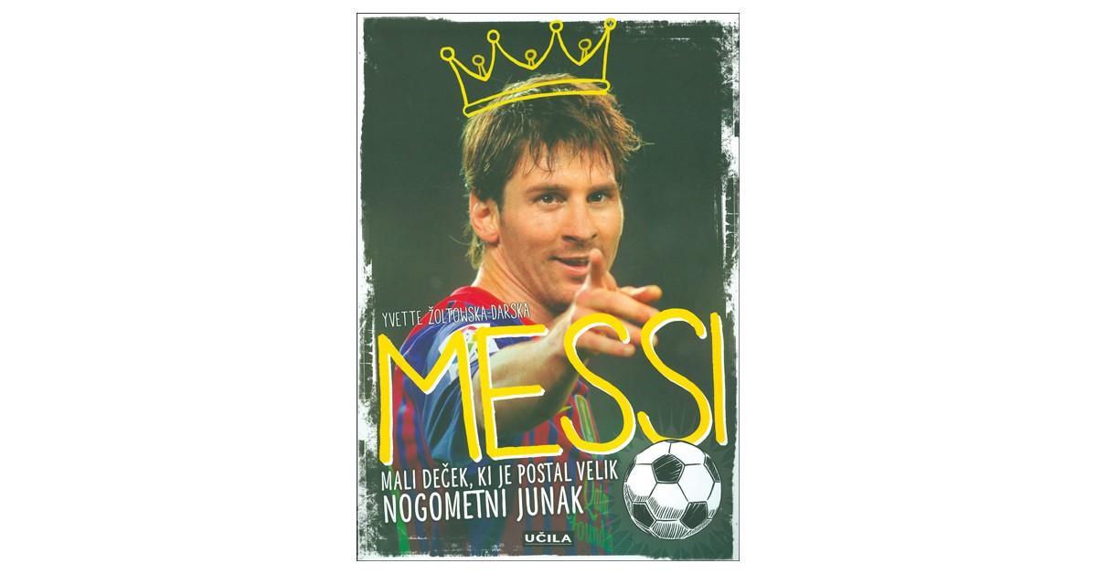 Messi - Yvette Žoltowska-Darska | Menschenrechtaufnahrung.org