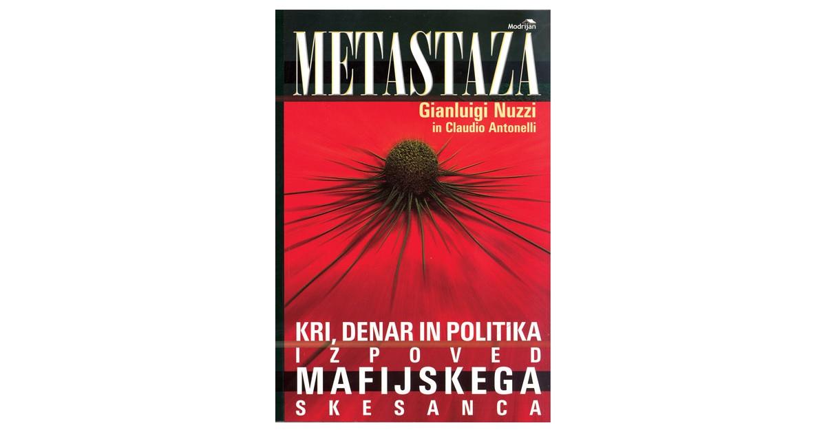 Metastaza - Claudio Antonelli, Gianluigi Nuzzi   Fundacionsinadep.org