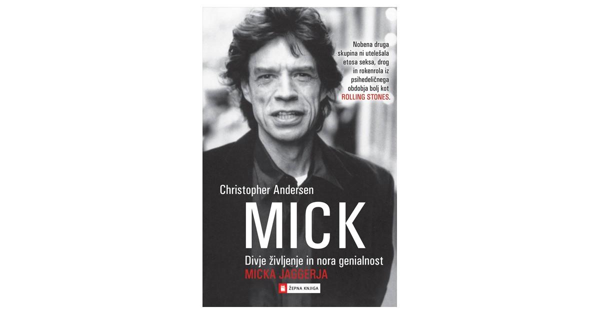 Mick - Christopher Andersen | Menschenrechtaufnahrung.org