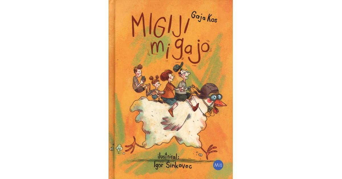 Migiji migajo - Gaja Kos   Menschenrechtaufnahrung.org